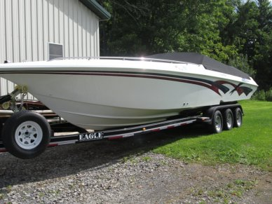 Fountain 32 Fever, 32', for sale - $45,950