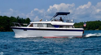 Chris-Craft 36 Cavalier Motor Yacht, 38', for sale - $23,900