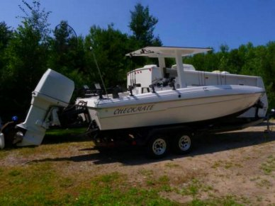 Custom Built 25 Center Console, 25', for sale - $19,500