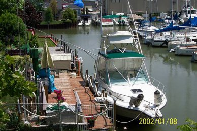 Stamas 310 Express, 32', for sale - $36,000