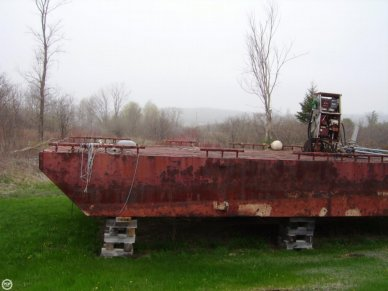 Corten Steel 16x40 Little Dipper, 40', for sale - $26,800