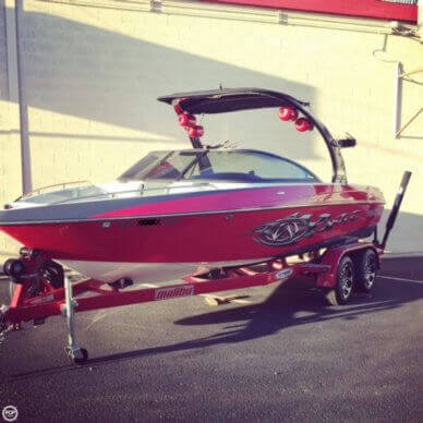 Malibu 21 Wakesetter VLX, 21', for sale - $42,000