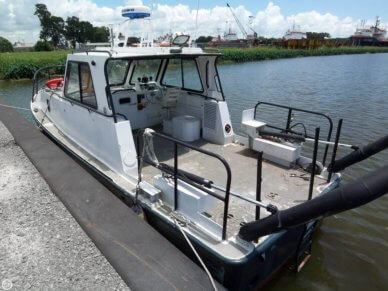 Breaux 34 Aluminum Research Vessel, 34', for sale - $50,000