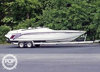 Velocity 280, 28', for sale - $27,000