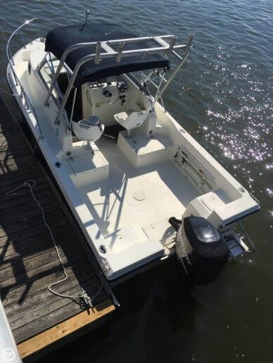 Sea Boss 210 WA, 20', for sale - $16,750
