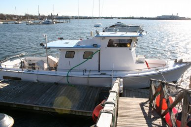 Rice 36 Charter/Tuna, 40', for sale - $29,000