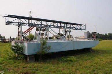 Custom 30 Work Barge, 30', for sale - $36,000