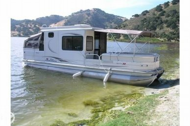 Sun Tracker 32 Party Cruiser, 31', for sale - $29,000