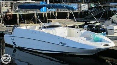 Cobia 226 Coastal Deck, 22', for sale - $12,800