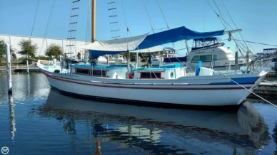 Corsair Custom 57 Corsair, 74', for sale - $90,000