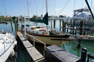 Ta Chiao CT-41, 40', for sale - $27,000