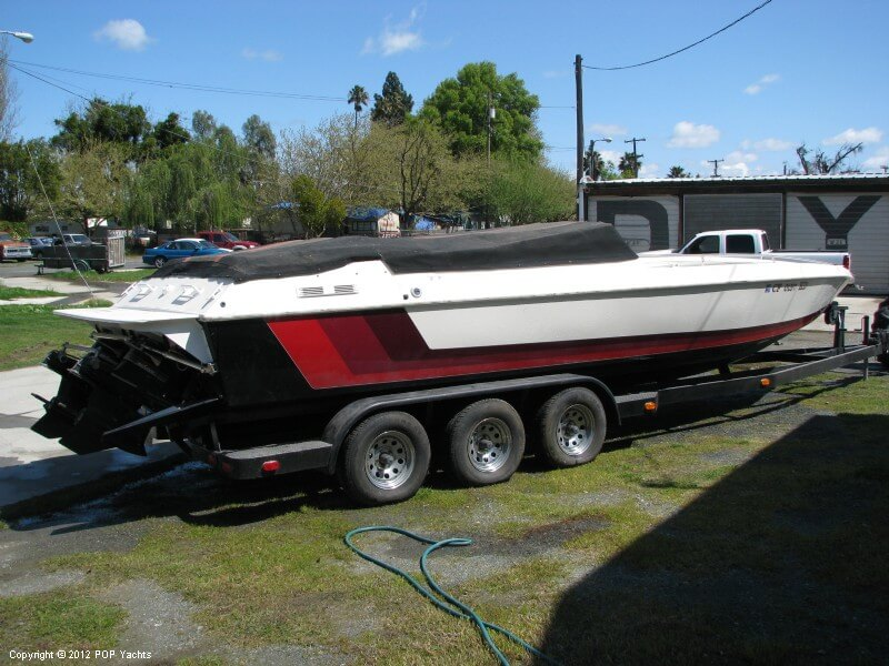 Warlock 28 High Performance, 30', for sale - $29,999