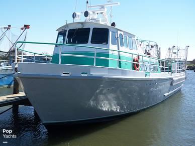 Sewart 64 Crew Boat, 64', for sale - $225,000