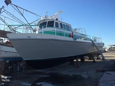 STEWART 64 Crew Boat, 64', for sale - $189,000