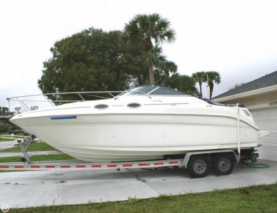 Sea Ray 260 Sundancer, 28', for sale - $29,500