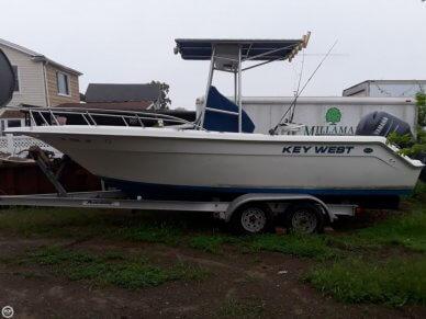 Key West 2220 CC, 21', for sale - $18,500