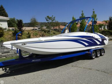 Magic 28 Scepter Open Bow, 28', for sale - $89,900