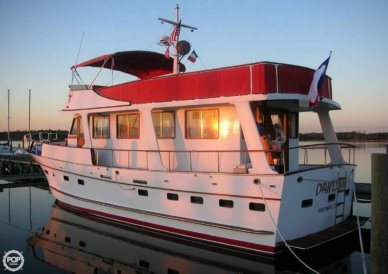 Marine Trader 50 Motor Yacht, 54', for sale - $189,000
