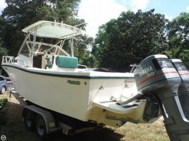 Mako 250B Walkaround, 25', for sale - $19,990