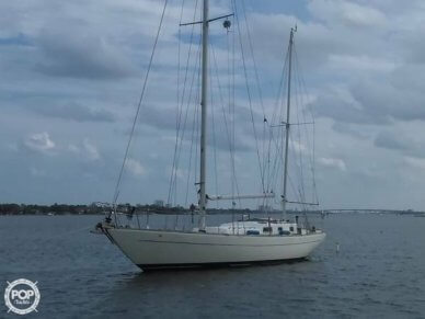 Reliance 44 Ketch, 44, for sale - $11,500