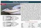 1994 Sea Ray 310 Amberjack - #2