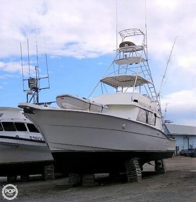 Hatteras 52 Convertible, 52, for sale - $150,000