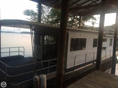 Jamestowner 50 x 14 Aluminum Houseboat, 50', for sale - $43,000