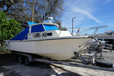 Parker Marine 2520 DV Pilothouse, 25', for sale - $35,000
