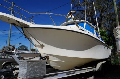 Parker Marine 2520 DV Pilothouse, 25', for sale - $33,500