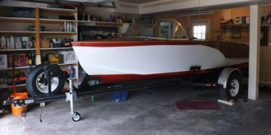 Nelson Craft 18 Runabout, 18', for sale - $11,500