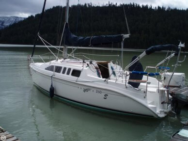 Hunter H 260, 26', for sale - $30,599