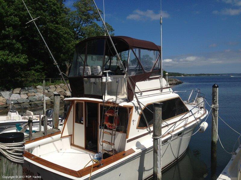 Egg Harbor 33 Sportfisher, 33', for sale - $31,000