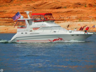 Sea Ray 42 AC, 45', for sale - $98,500