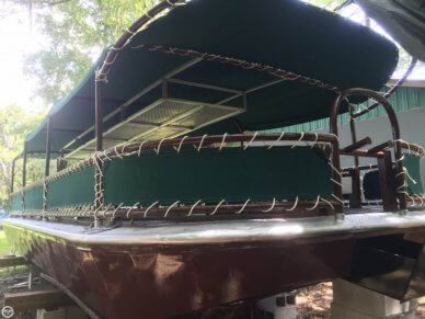 Delhi Glass Bottom Tour Boat, 31', for sale - $32,000