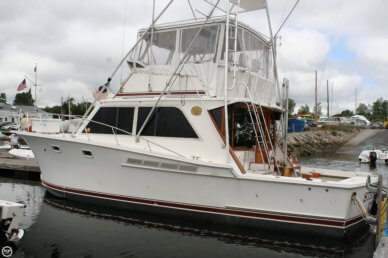 Jersey 40 Dawn, 43', for sale - $50,000