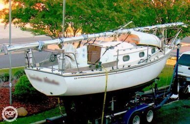 Cape Dory 25D, 25', for sale - $22,480