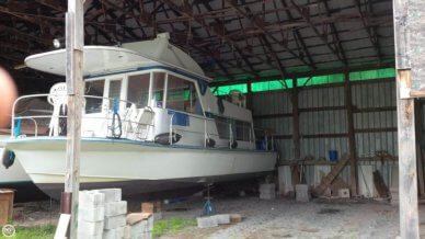 Marinette 34 River Cruiser, 34', for sale - $29,999