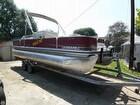 2011 Lowe Suncruiser Pontoon Boat Ski & Fish 23 SF234 - #2