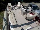 2011 Lowe Suncruiser Pontoon Boat Ski & Fish 23 SF234 - #5