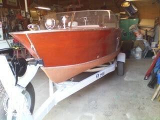 1957 Chris-Craft 17 Ski Boat - #2