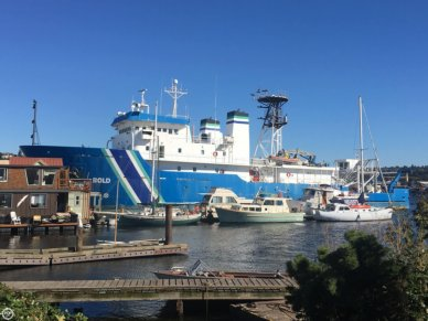 Tacoma Boatbuilding Co., Inc. 224' Ocean Survey Vessel, Stalwart Class T-AGOS-12, 224', for sale - $750,000