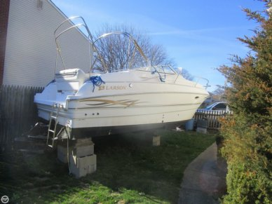 Larson 254 Cabrio, 25', for sale - $12,900
