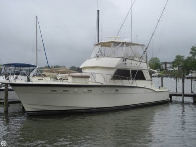 Hatteras 55 Convertible, 55', for sale - $158,995