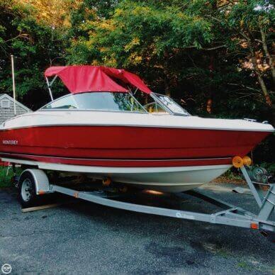 Monterey EDGE 180 FS, 18', for sale - $11,500