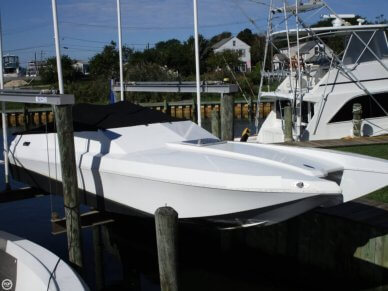 Cougar Offshore Tunnel, 25', for sale - $25,000