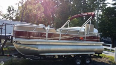 Sun Tracker Party Barge 22 XP3, 22', for sale - $24,900