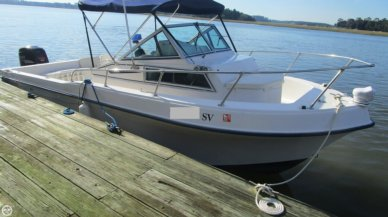 Grady-White 204 Overnighter, 20', for sale - $14,900