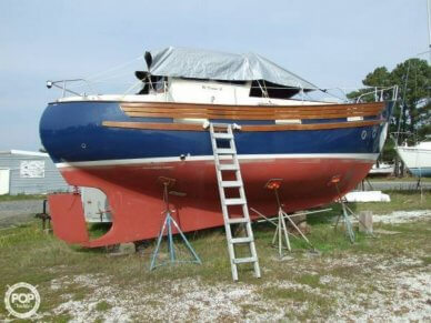 Fisher 30, 30', for sale - $38,500