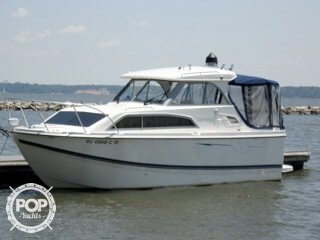 Bayliner 246 Discovery, 25', for sale - $39,500