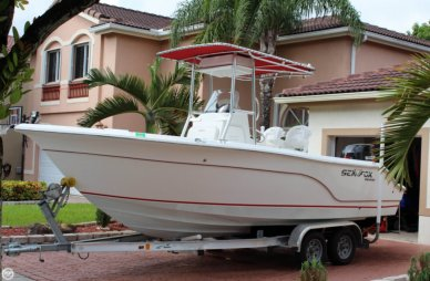 Sea Fox 216 CC, 21', for sale - $30,000